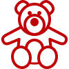 Ikonka -teddy_bear